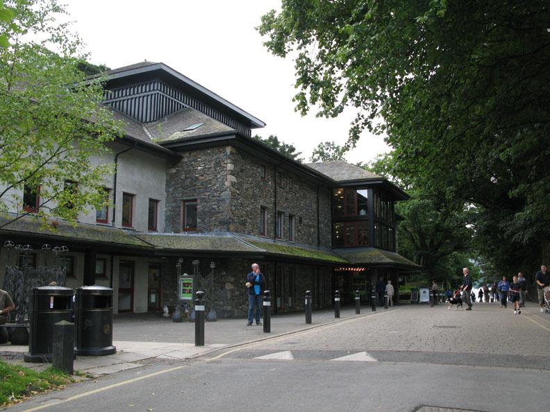 Keswick Lakeside Tea Rooms